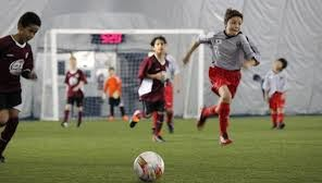 Winter Soccer Programs Open Now!